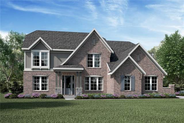 4692 Kettering Place, Zionsville, IN 46077 (MLS #21707781) :: The Indy Property Source