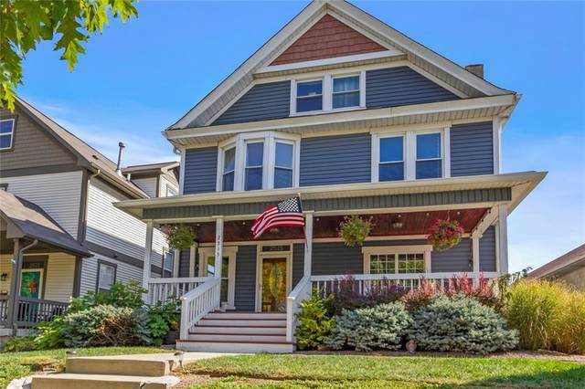 2515 Central Avenue, Indianapolis, IN 46205 (MLS #21708005) :: AR/haus Group Realty