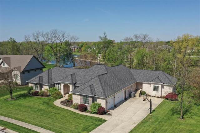 1336 Greenstone Drive, Danville, IN 46122 (MLS #21708088) :: Anthony Robinson & AMR Real Estate Group LLC