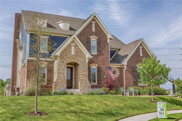 2918 Sawtooth Oak Ct., Westfield, IN 46074 (MLS #21708090) :: AR/haus Group Realty