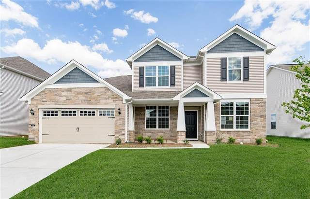 4085 Cherry Blossom Drive, Plainfield, IN 46168 (MLS #21708190) :: Mike Price Realty Team - RE/MAX Centerstone