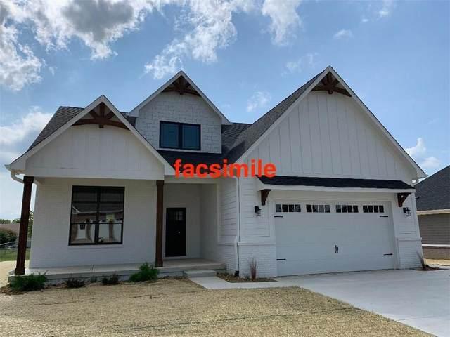 637 E Benjamin Street, Ellettsville, IN 47429 (MLS #21708649) :: The Indy Property Source