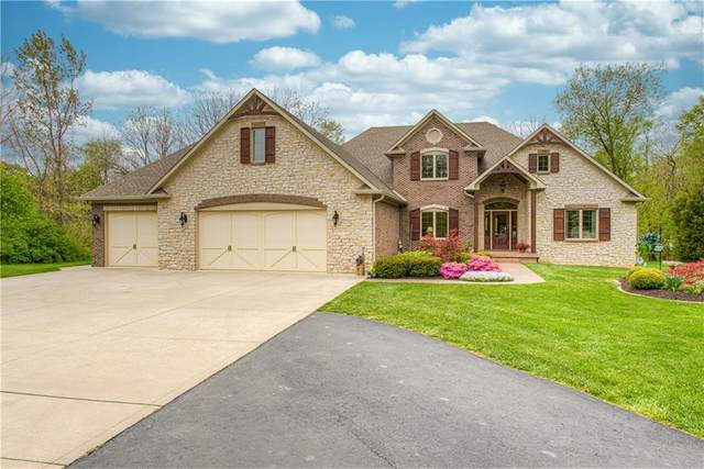 3670 Applewood Court, Danville, IN 46122 (MLS #21709137) :: Anthony Robinson & AMR Real Estate Group LLC