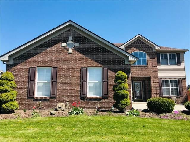 204 S Buckingham Road, Yorktown, IN 47396 (MLS #21709582) :: The ORR Home Selling Team