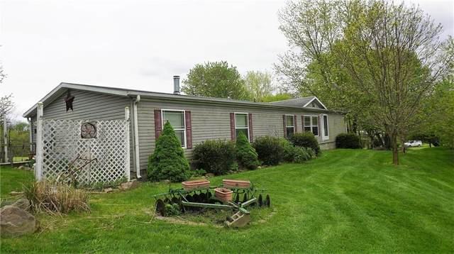 7078 E County Road 800 N, Bainbridge, IN 46105 (MLS #21709740) :: Mike Price Realty Team - RE/MAX Centerstone