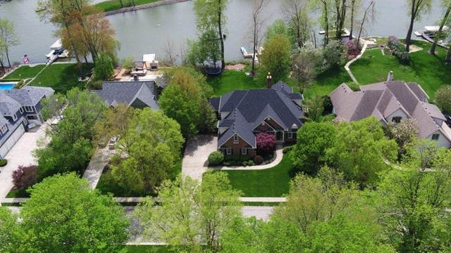 12253 Bridgewater Road, Indianapolis, IN 46256 (MLS #21709750) :: Mike Price Realty Team - RE/MAX Centerstone