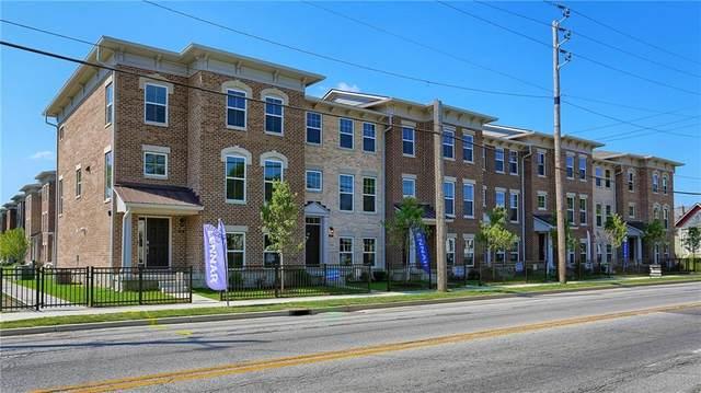 915 E 16th Street, Indianapolis, IN 46202 (MLS #21709793) :: David Brenton's Team