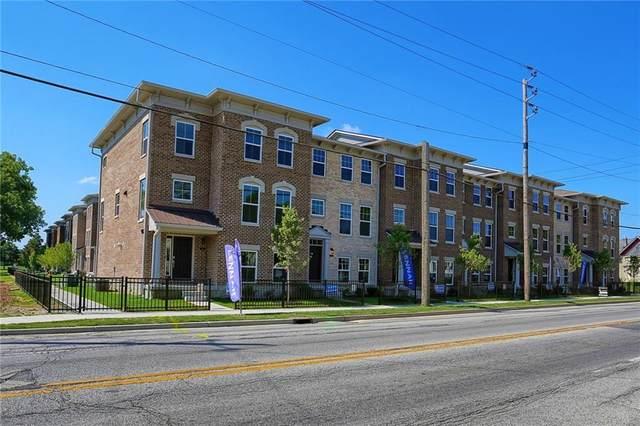 913 E 16th Street, Indianapolis, IN 46202 (MLS #21709798) :: David Brenton's Team