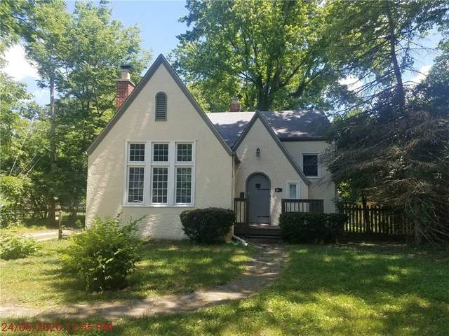6603 N Park Avenue, Indianapolis, IN 46220 (MLS #21709820) :: Anthony Robinson & AMR Real Estate Group LLC