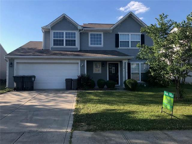 3380 Enclave Crossing, Greenwood, IN 46143 (MLS #21709886) :: Anthony Robinson & AMR Real Estate Group LLC