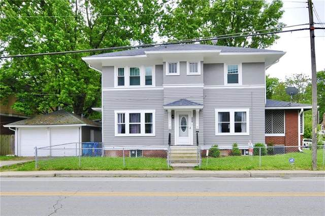 801 E 46th Street, Indianapolis, IN 46205 (MLS #21710088) :: Anthony Robinson & AMR Real Estate Group LLC