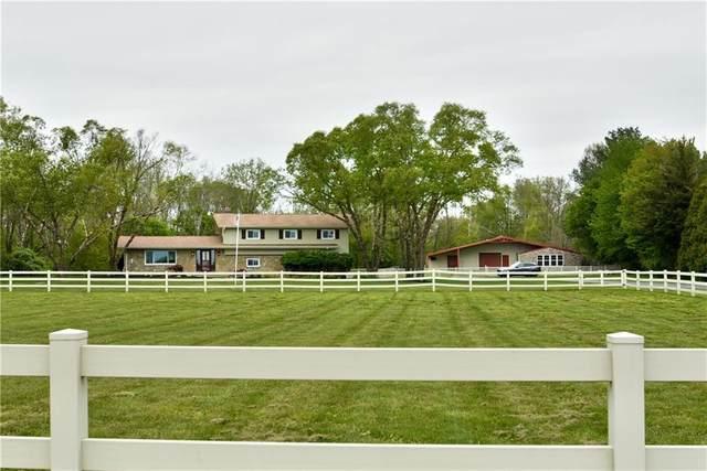 8140 W 800 N, Fairland, IN 46126 (MLS #21710211) :: Heard Real Estate Team | eXp Realty, LLC