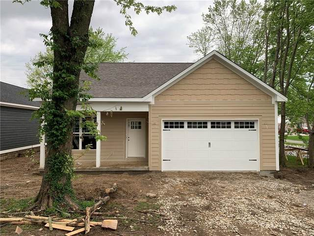 209 St Clair Street, Mooresville, IN 46158 (MLS #21710213) :: The Indy Property Source