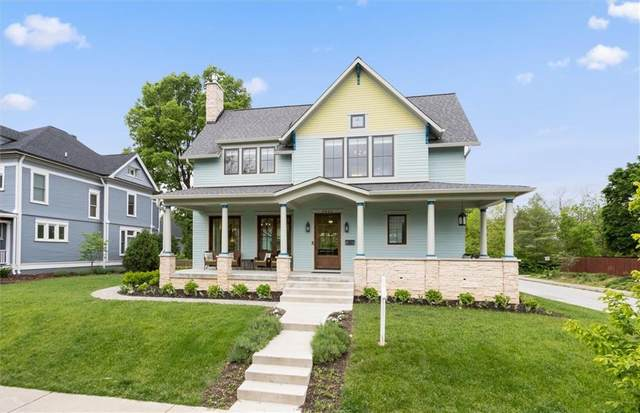 2062 N New Jersey Street, Indianapolis, IN 46202 (MLS #21710260) :: The Evelo Team