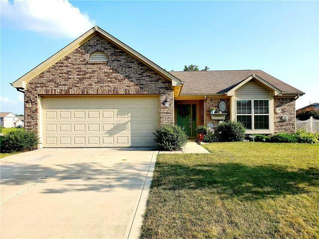 4373 W Parkway Court, New Palestine, IN 46163 (MLS #21710410) :: Anthony Robinson & AMR Real Estate Group LLC