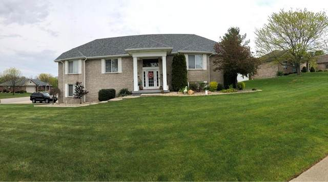 6330 S Lorry Lane, Pendleton, IN 46064 (MLS #21710416) :: The ORR Home Selling Team