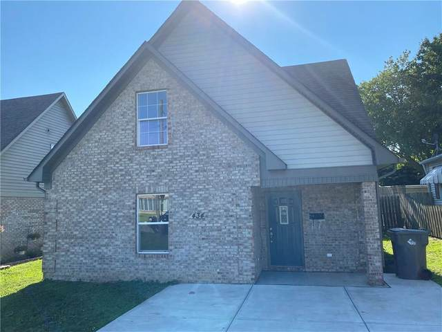 434 S Bradley Avenue, Indianapolis, IN 46201 (MLS #21710627) :: Mike Price Realty Team - RE/MAX Centerstone