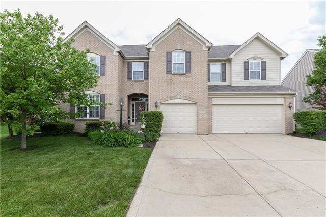 11590 Brean Way, Fishers, IN 46037 (MLS #21710781) :: The Indy Property Source
