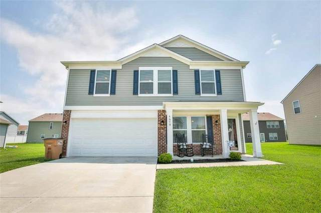 4679 Westchester Drive, Columbus, IN 47203 (MLS #21710944) :: The Indy Property Source
