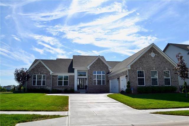 18622 Fairway Drive, Noblesville, IN 46062 (MLS #21711169) :: The Evelo Team