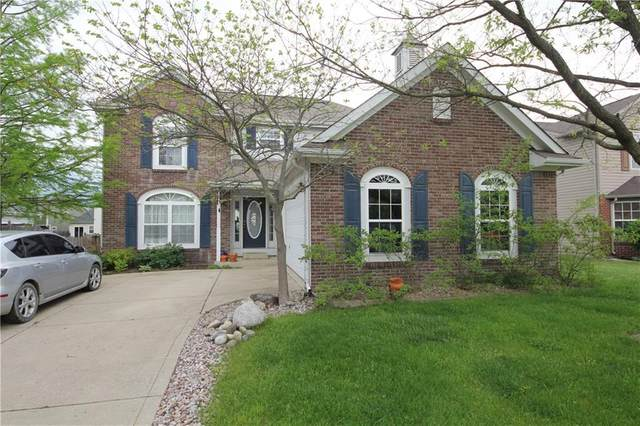 6280 E Runnymede Court, Camby, IN 46113 (MLS #21711208) :: The Indy Property Source