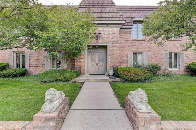 5516 Roxbury Terrace A, Indianapolis, IN 46226 (MLS #21711381) :: AR/haus Group Realty