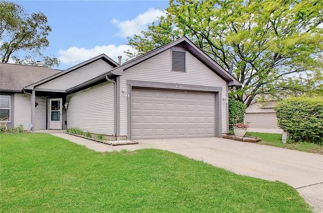 4130 Eagle Cove East Drive, Indianapolis, IN 46254 (MLS #21711558) :: AR/haus Group Realty