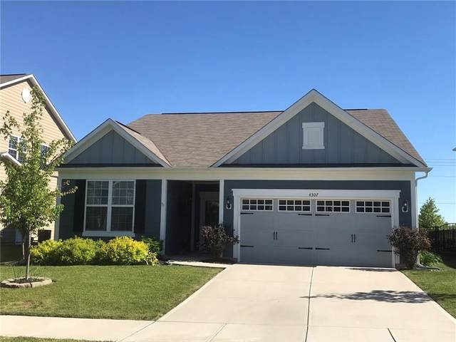 4307 Limbaugh Way, Westfield, IN 46062 (MLS #21711668) :: The Indy Property Source