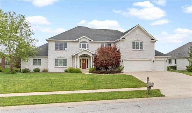 28 Hollaway Boulevard, Brownsburg, IN 46112 (MLS #21711896) :: The Evelo Team