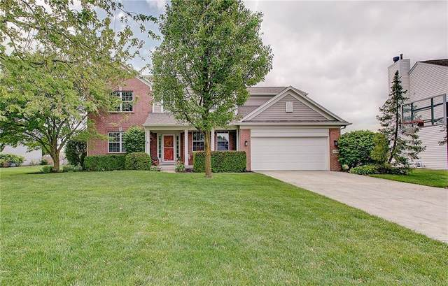 14288 Autumn Woods Drive, Carmel, IN 46074 (MLS #21711903) :: The Evelo Team