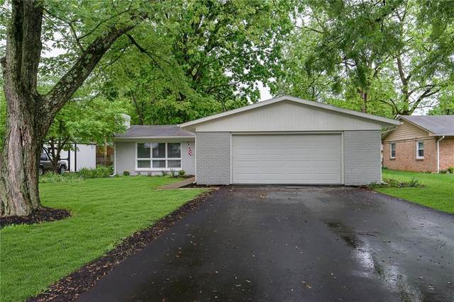 913 Old Orchard Road, Anderson, IN 46011 (MLS #21712037) :: Richwine Elite Group
