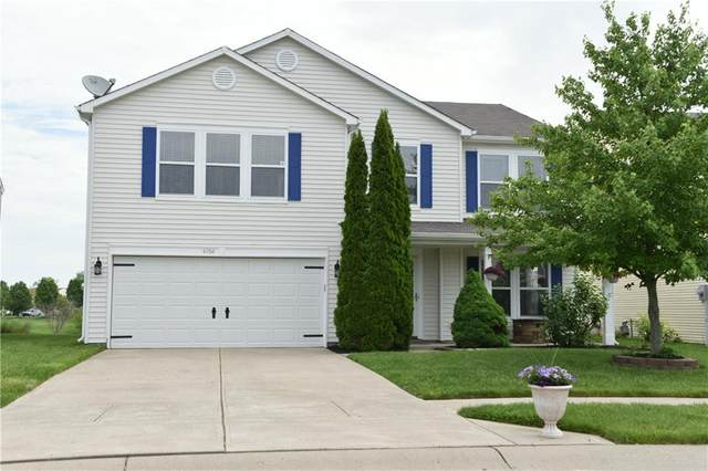 8268 S Rising Sun Drive, Pendleton, IN 46064 (MLS #21712152) :: The ORR Home Selling Team
