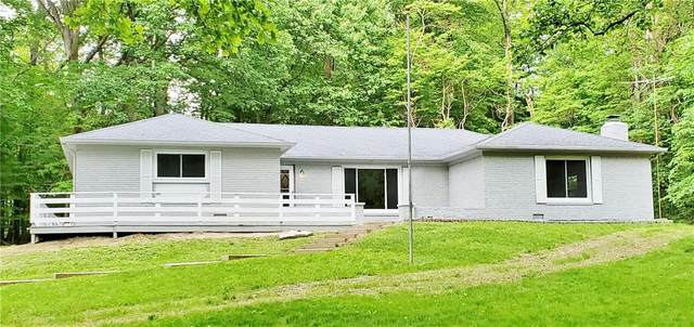 8581 N Goat Hollow Road, Mooresville, IN 46158 (MLS #21712156) :: Mike Price Realty Team - RE/MAX Centerstone