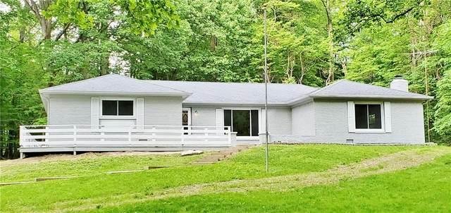 8581 N Goat Hollow Road, Mooresville, IN 46158 (MLS #21712156) :: Heard Real Estate Team | eXp Realty, LLC