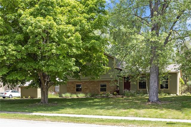 11409 E Lakeshore Drive, Carmel, IN 46033 (MLS #21712184) :: Heard Real Estate Team | eXp Realty, LLC