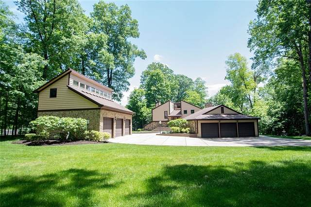 12833 Portage Way, Fishers, IN 46037 (MLS #21712194) :: Mike Price Realty Team - RE/MAX Centerstone