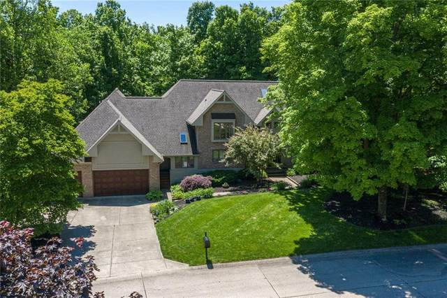 10919 Running Tide Court, Indianapolis, IN 46236 (MLS #21712227) :: Anthony Robinson & AMR Real Estate Group LLC