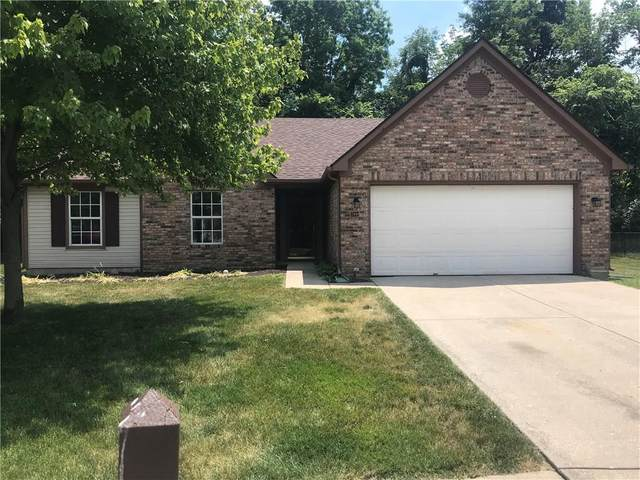 17444 Trailview Circle, Noblesville, IN 46062 (MLS #21712430) :: David Brenton's Team