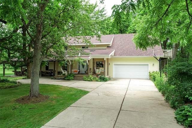 13415 N County Road 250 W, Gaston, IN 47342 (MLS #21714789) :: The ORR Home Selling Team