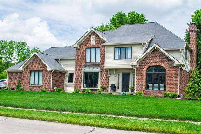 5146 Briarstone Trace, Carmel, IN 46033 (MLS #21714800) :: Anthony Robinson & AMR Real Estate Group LLC