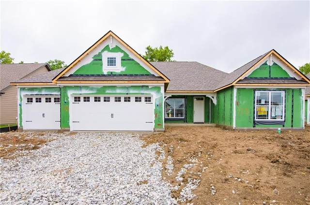 4160 Backstretch Lane, Bargersville, IN 46106 (MLS #21715079) :: Mike Price Realty Team - RE/MAX Centerstone