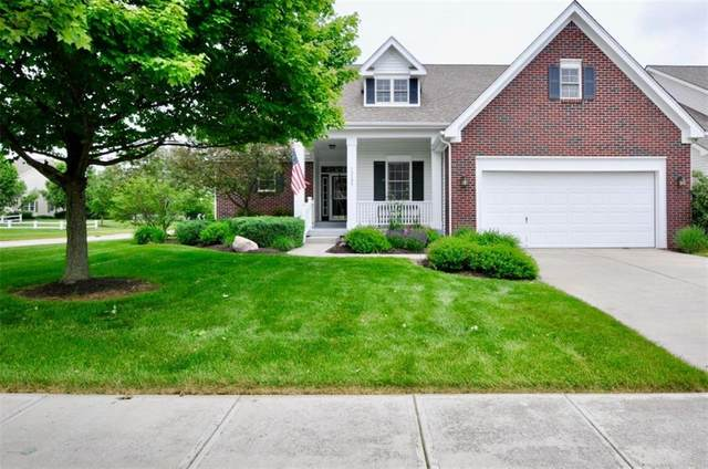 15297 Seneca Circle, Westfield, IN 46074 (MLS #21715157) :: The Indy Property Source