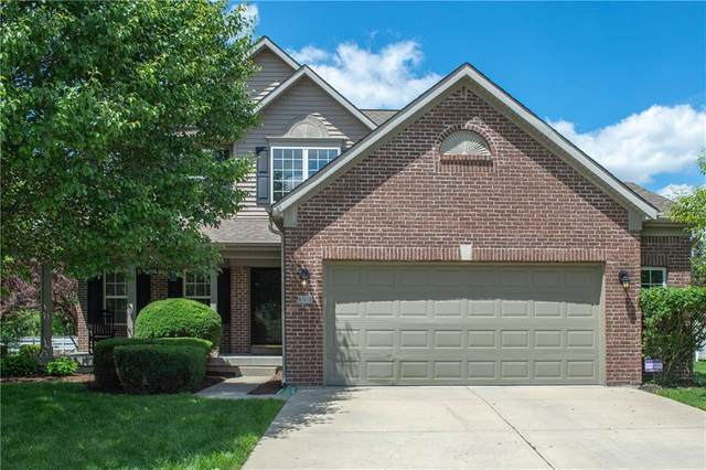 5720 Yorktown Road, Plainfield, IN 46168 (MLS #21715162) :: The Indy Property Source