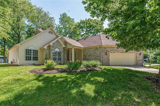 1007 Quiet Bay Circle, Cicero, IN 46034 (MLS #21715272) :: Mike Price Realty Team - RE/MAX Centerstone