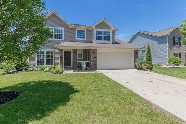15181 Proud Truth Drive, Noblesville, IN 46060 (MLS #21715477) :: Mike Price Realty Team - RE/MAX Centerstone