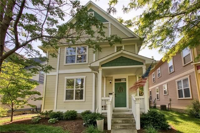 2345 N Delaware Street, Indianapolis, IN 46205 (MLS #21715594) :: Heard Real Estate Team | eXp Realty, LLC