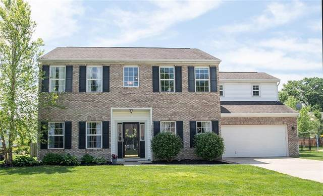 11855 Bengals Drive, Fishers, IN 46037 (MLS #21715625) :: Heard Real Estate Team | eXp Realty, LLC
