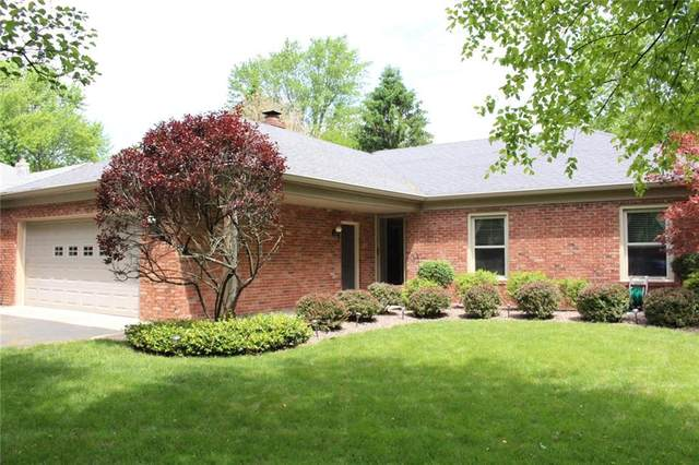 3204 Babson Court, Indianapolis, IN 46268 (MLS #21715655) :: Anthony Robinson & AMR Real Estate Group LLC