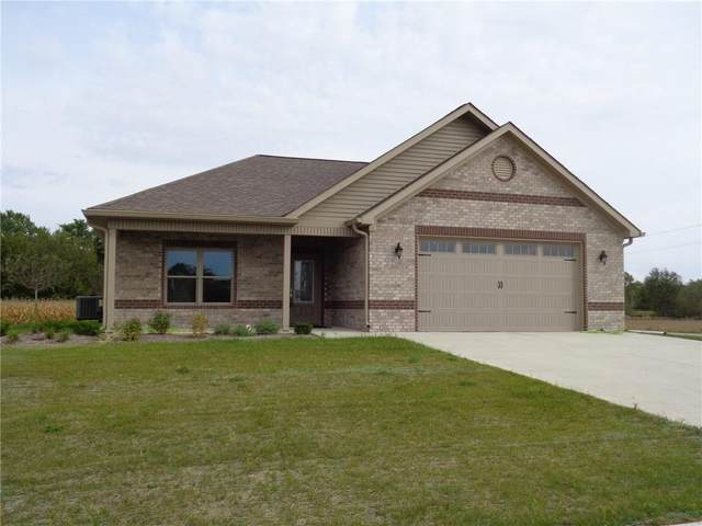 3067 W Glacier Drive, Monrovia, IN 46157 (MLS #21715658) :: Mike Price Realty Team - RE/MAX Centerstone