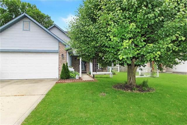 729 Muirfield Drive, Brownsburg, IN 46112 (MLS #21715810) :: Heard Real Estate Team | eXp Realty, LLC